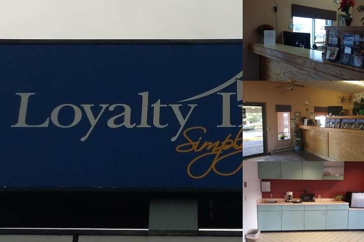 Loyalty Inn photo collage