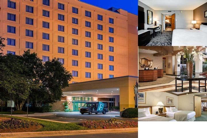Embassy Suites by Hilton Raleigh / Durham photo collage
