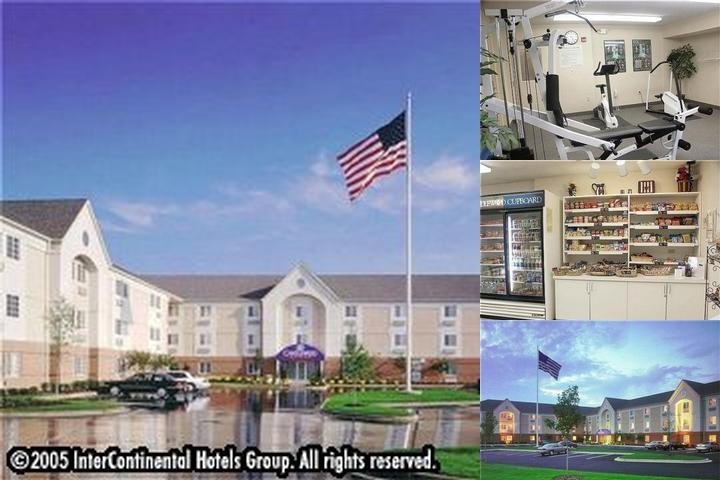 Candlewood Suites Houston Citycentre I 10 West photo collage