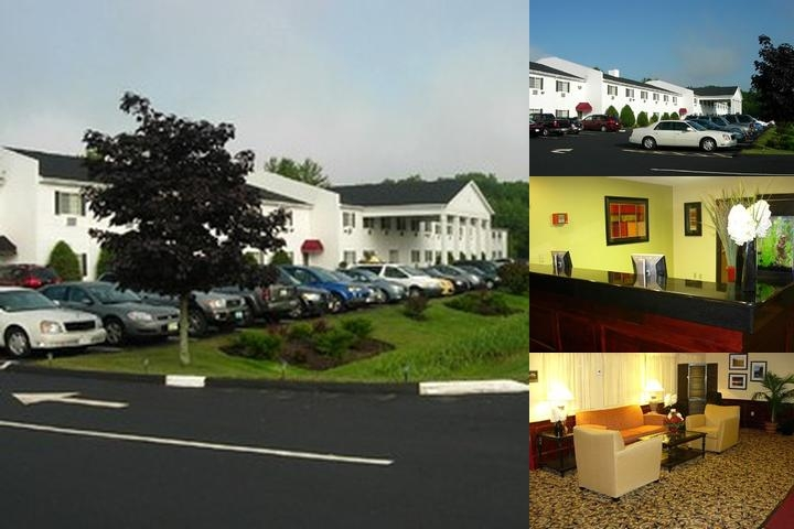 Best Western York Inn photo collage