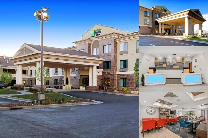 Holiday Inn Express Hotel & Suites West Valley photo collage