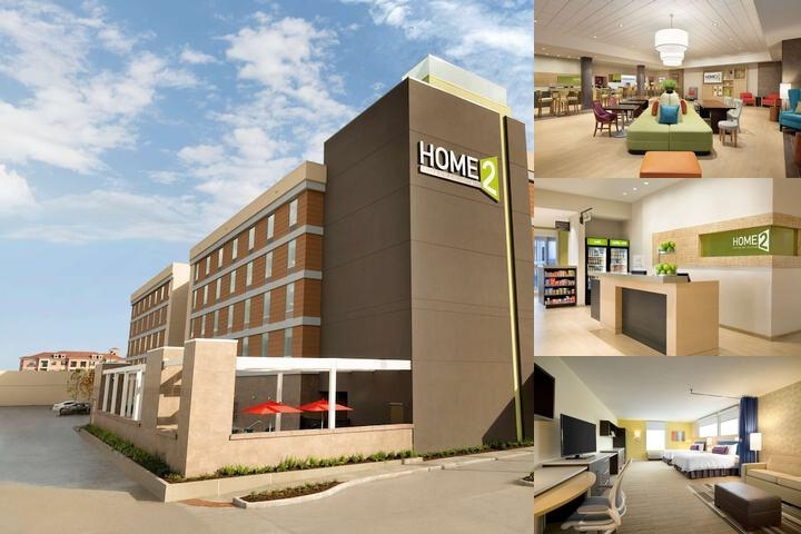 Home2 Suites by Hilton Energy Corridor photo collage