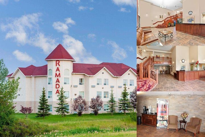 Ramada Edmonton International Airport photo collage