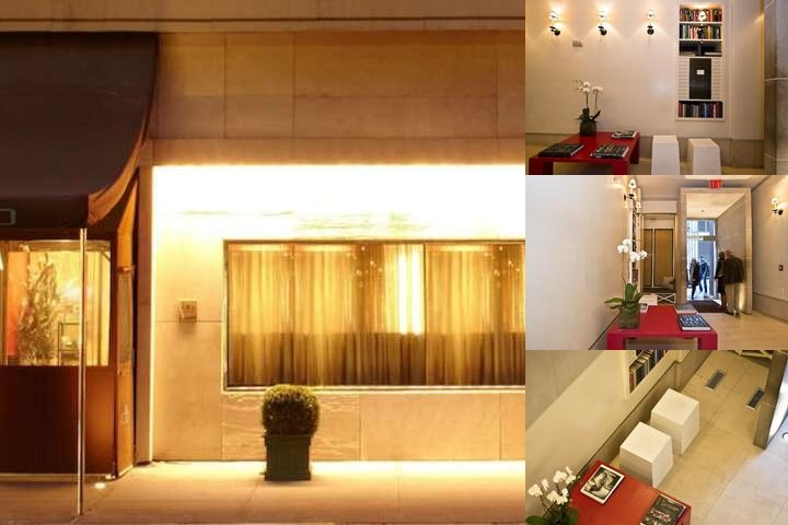 City Club Hotel photo collage