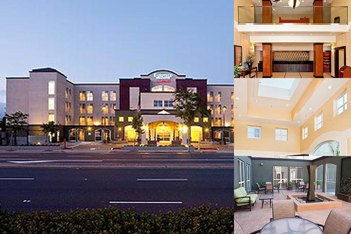 Fairfield Marriott Millbrae photo collage