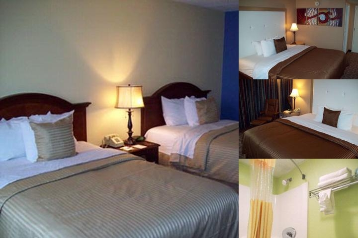 Days Inn University photo collage