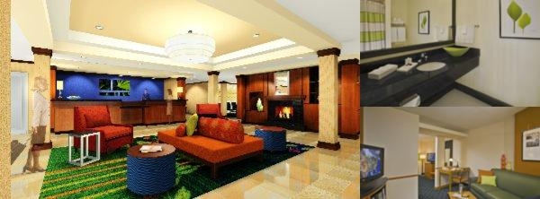 Fairfield Inn & Suites Memphis / Olive Branch photo collage