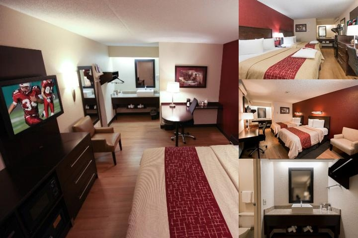 Red Roof Inn Merrillville photo collage
