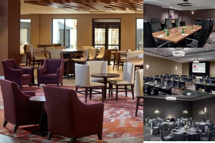 Atlanta Marriott Peachtree Corners photo collage