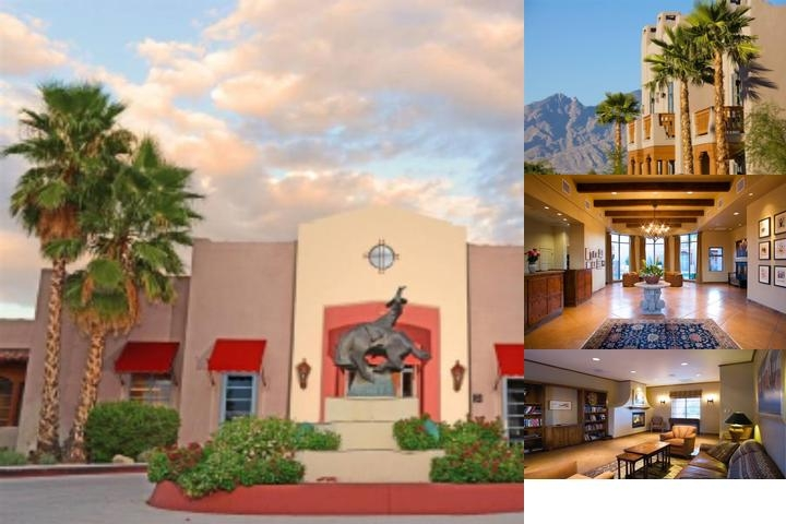 Lodge on the Desert photo collage