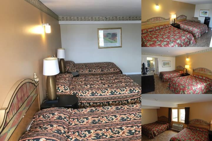 Sea Palace Motel photo collage