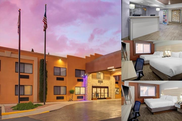 Holiday Inn Express Sedona photo collage