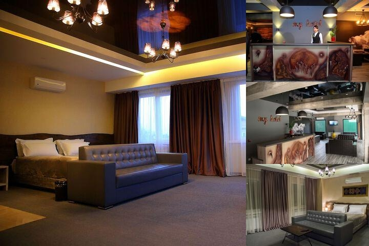 My Hotel Bishkek photo collage