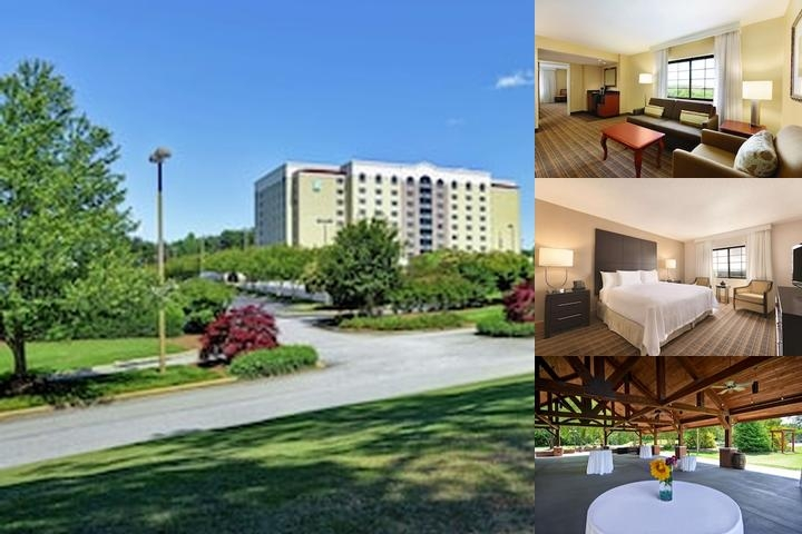 Embassy Suites Greenville photo collage