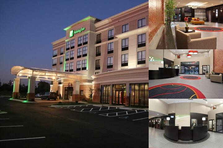 Holiday Inn Columbus Hilliard photo collage