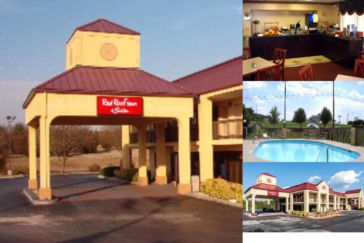 Red Roof Inn & Suites Clinton photo collage