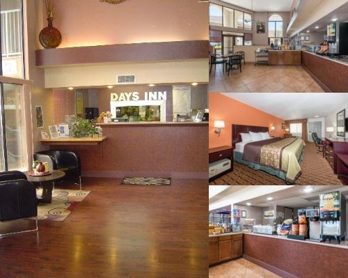 Days Inn Amarillo Medical Center photo collage