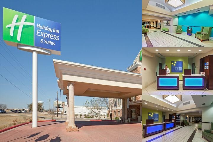 Holiday Inn Express & Suites Eagle Pass photo collage