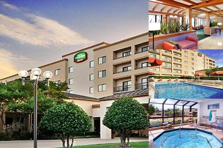 Courtyard by Marriott Dallas Central Expressway photo collage