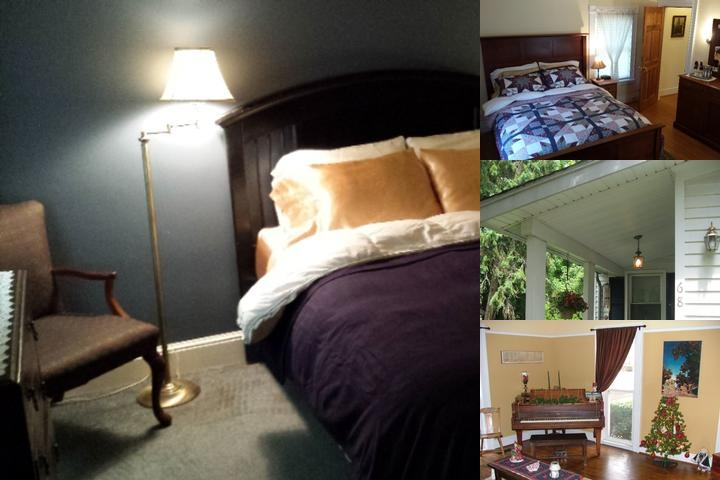 Beautiful Valley Guesthouse photo collage