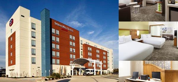 Springhill Suites Intercontinental Airport photo collage
