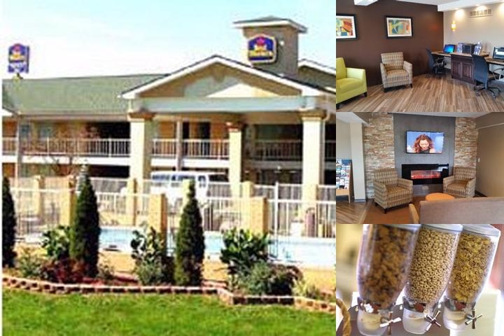 Best Western Truman Inn photo collage