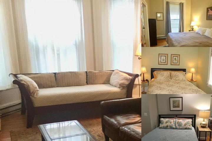 Back Bay Suites photo collage