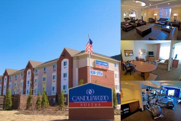 Candlewood Suites Dfw South photo collage