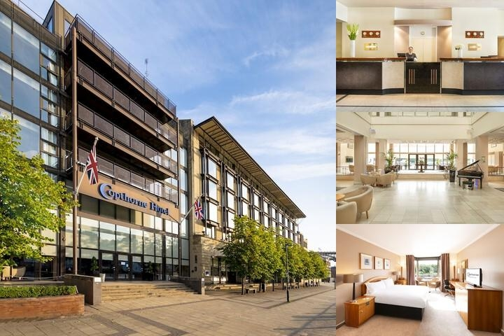 Copthorne Hotel Newcastle photo collage