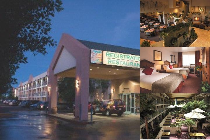 Canyon Plaza Resort photo collage