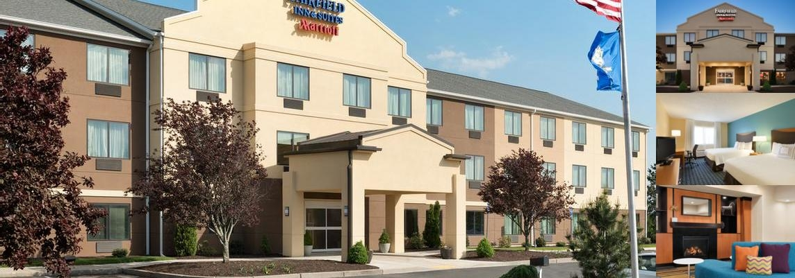 Fairfield Inn & Suites by Marriott Hartford Manchester photo collage