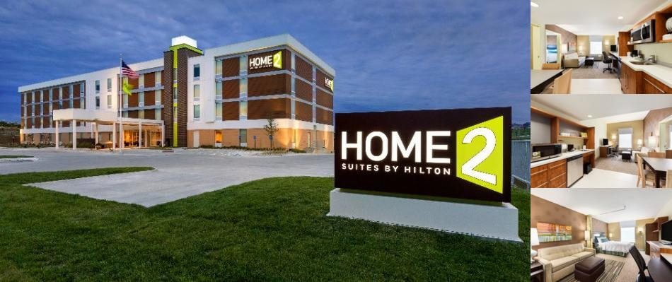 Home2 Suites by Hilton Omaha West photo collage