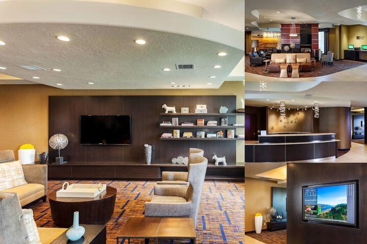 Courtyard by Marriott Richland photo collage
