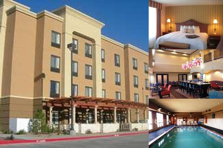 Hampton Inn & Suites Albuquerque Coors Rd photo collage