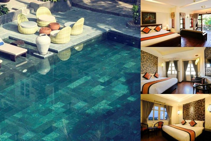 Mercure Hoi An Royal photo collage