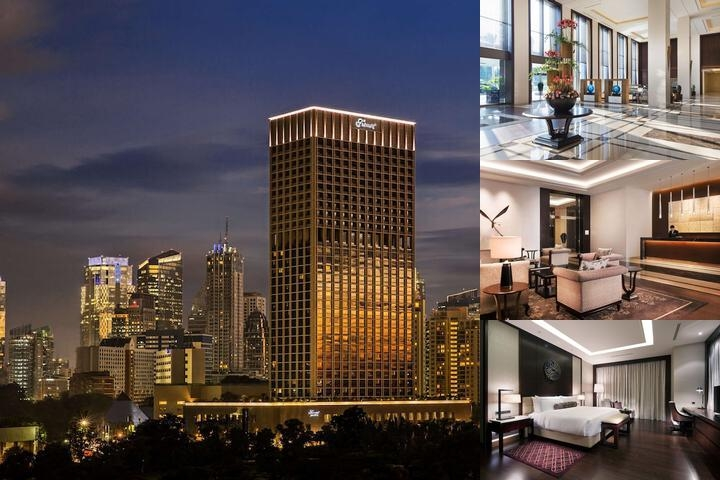 Fairmont Jakarta photo collage
