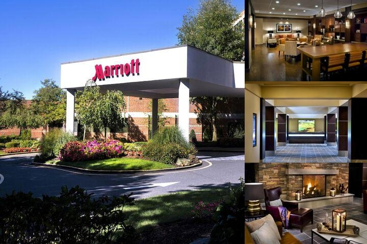 Trumbull Marriott Merritt Parkway photo collage