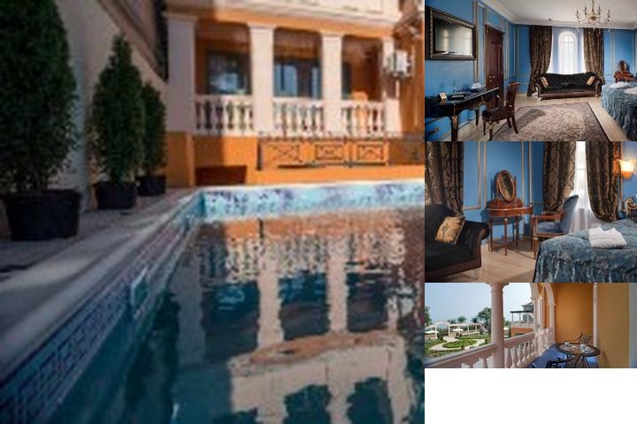 La Gioconda Boutique Hotel photo collage