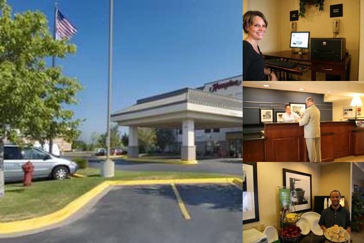 Hampton Inn Woodbury photo collage