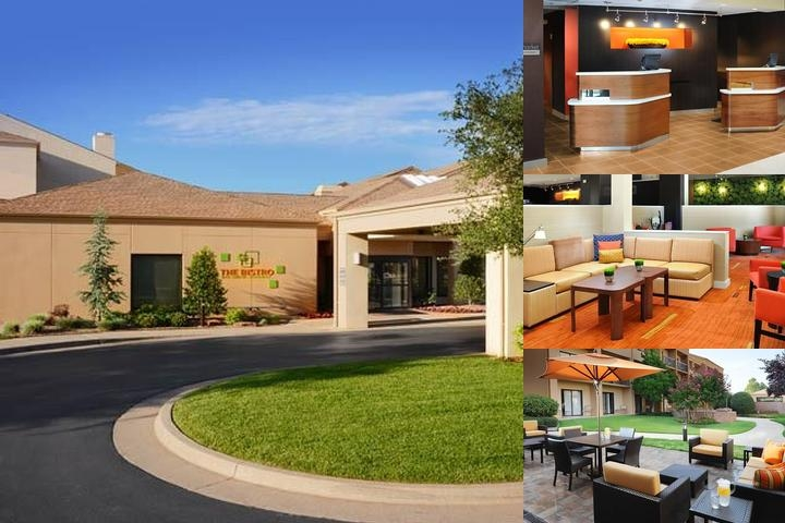 Courtyard by Marriott Oklahoma City Airport photo collage