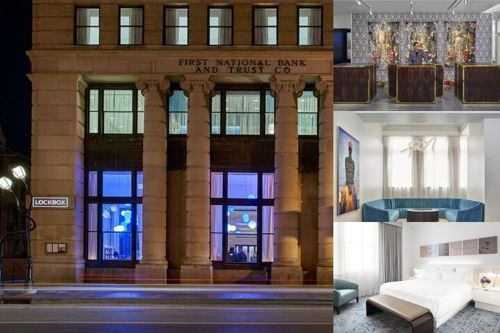 21c Museum Hotel Lexington photo collage