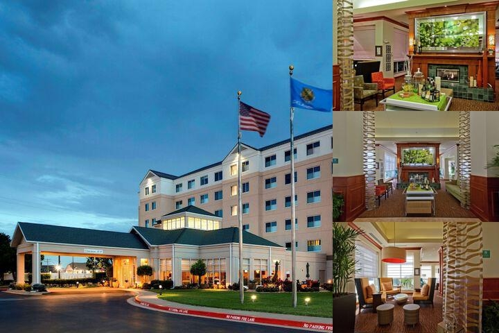 Hilton Garden Inn Oklahoma City Airport photo collage