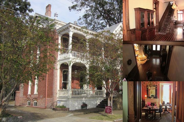 Baer House Inn photo collage