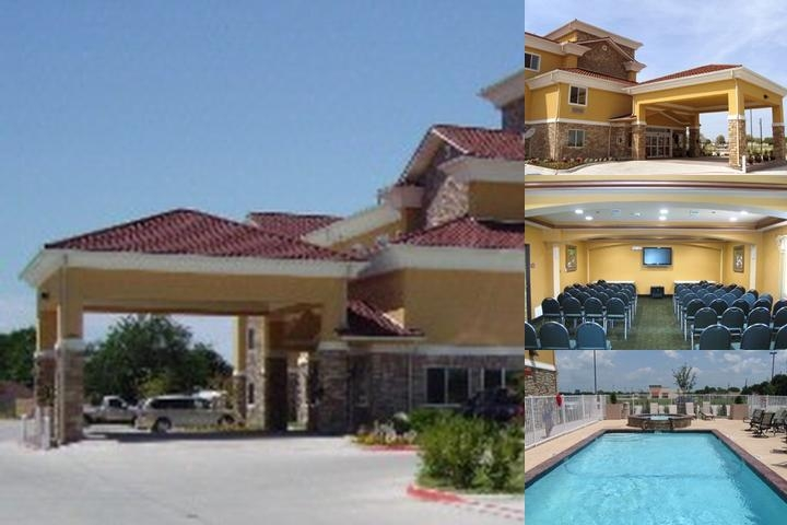 Best Western Plus Wylie Inn photo collage