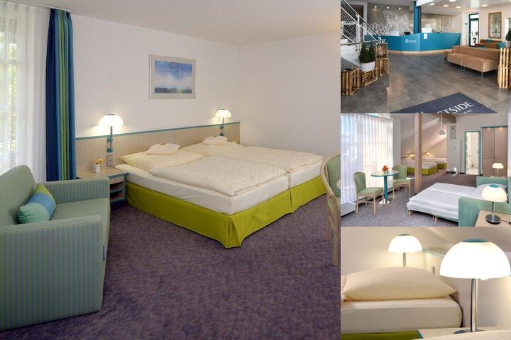 Westside Hotel Garni photo collage