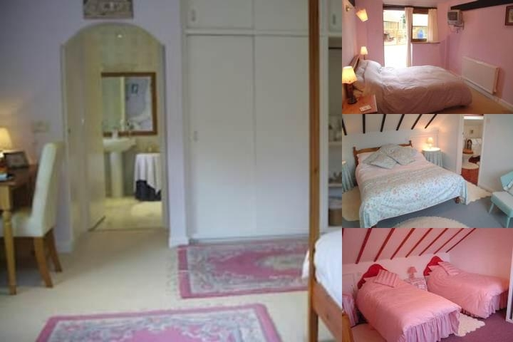 Follets B & B photo collage