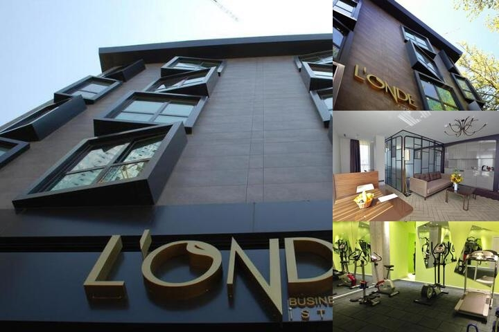 Londe Business Suites photo collage