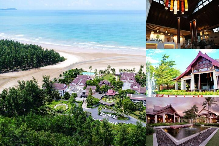 Apsara Beachfront Resort & Villa photo collage