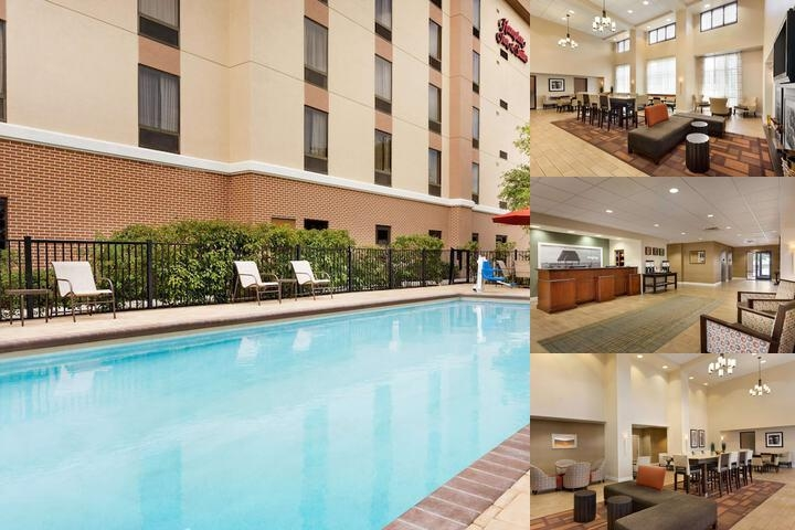 Hampton Inn Suites Largo photo collage