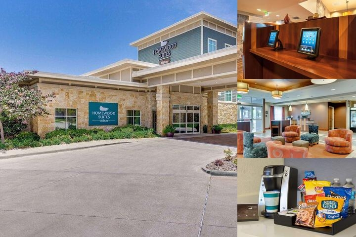 Homewood Suites Fort Worth Medical Center photo collage